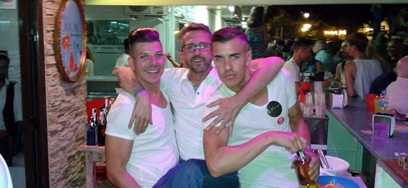 La Biznaga gay bar Torremolinos