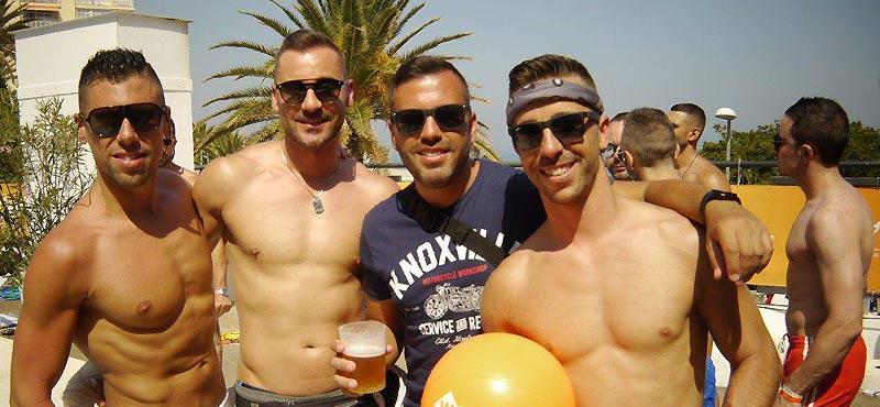 Pool Party Toremolinos