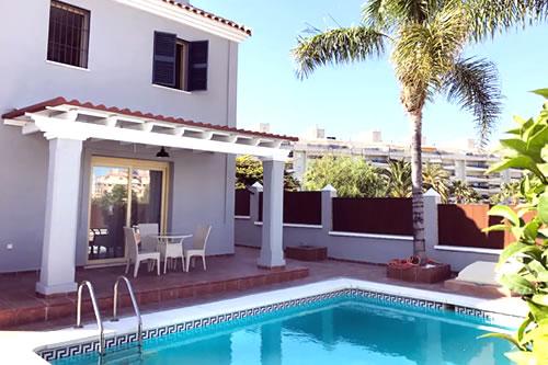 Beach Villa Torremolinos