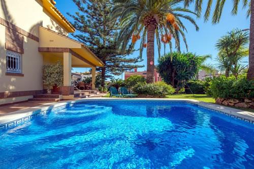 Villa Playamar Torremolinos